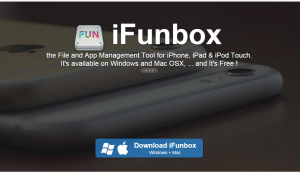 iFunbox   the File and App Management Tool for iPhone  iPad   iPod Touch.